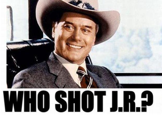 מי ירה בג'יי אר?