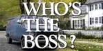 """תמונת הנושא של הסדרה """"מי הבוס"""""""