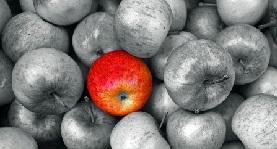 תפוח יוצא דופן