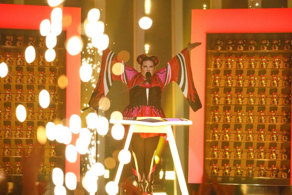 נטע, צילום: Andres Putting מתוך האתר הרשמי של האירוויזיון