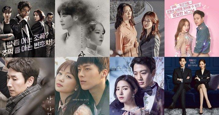 סקר הסדרות הקוריאניות 2018