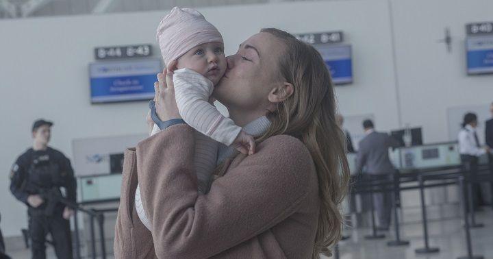 """סרינה וניקול, סיפורה של שפחה, עונה 3, פרק 5. צילום יח""""צ באדיבות HOT"""