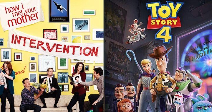"""צעצוע של סיפור תמונת יח""""צ Disney\Pixar, """"איך פגשתי את אמא"""" , תמונת יח""""צ © 2012-2013 Twentieth Century Fox Film Corporation."""
